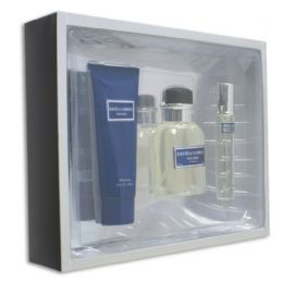 12 Units of 3 Piece Gift Set David Gabriel For Men Fragrance Moisturizer/cream - Perfumes and Cologne