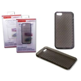 """144 of Iphone 5 Cover 2.4"""" X5.7"""" Clear ,black Clr"""