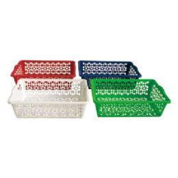 48 Units of Rect Utility Basket - Baskets