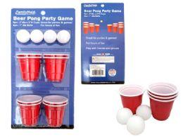 72 Bulk Beer Pong Set