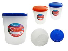 48 Units of Jumbo Canister - Food Storage Containers