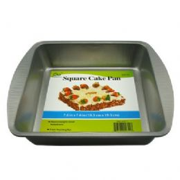 """36 Units of Square Cake Pan 7.6""""x7.6"""" - Serving Trays"""
