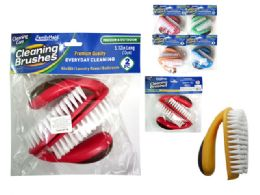 96 of 2 Piece Multipurpose Cleaning Brushes