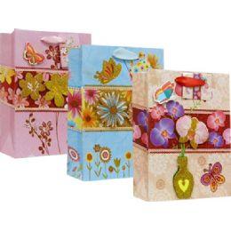 144 Units of Gift Bag Xxlarge - Gift Bags Assorted