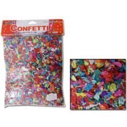 144 Units of Multi Color Tissue Confetti - Streamers & Confetti