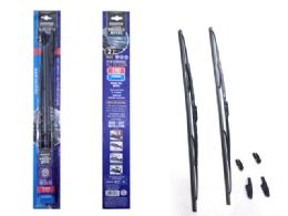 72 Units of 2 Piece Windshield Wiper Blades - Auto Accessories