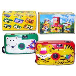 100 Units of Camera W/dsign 5asst Color - Magic & Joke Toys