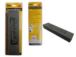 36 Units of Sharpening Stone - Hardware Miscellaneous