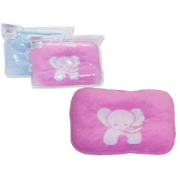 72 Units of Baby Pillow With Elephant - Baby Accessories