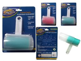 24 Units of Lint Remover With Cover - Laundry  Supplies