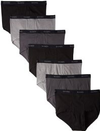Hanes Mens Assorted Colors Briefs Size Large - Samples
