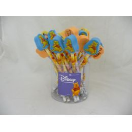 108 Wholesale Lic Pencils W/eraser 36/canwinnie