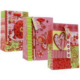 72 Wholesale Bag Xxl Love 3d 3asst