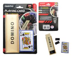 48 of Playing Card 2 Pieces And Dominoes