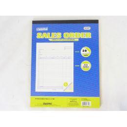 96 Units of Sales Order Book - Sales Order Book