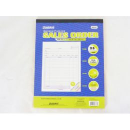 96 Units of Sales Order bk - Sales Order Book