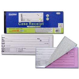 96 Units of Cash Receipt - Sales Order Book