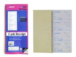 96 Units of Receipt Book - Sales Order Book