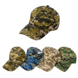 24 Units of Locked & Loaded Hat [deer HeaD-Bullet Holes] - Hunting Caps
