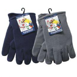 36 of Winter Fleece Glove Men hd