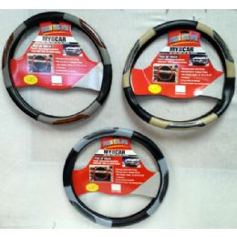 48 Units of Steering Wheel Cover - Auto Steering Wheel Covers