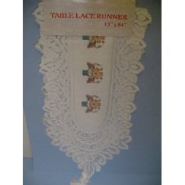 72 Units of Lace Table Runner - Table Runner
