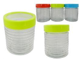 24 Bulk Glass Jar