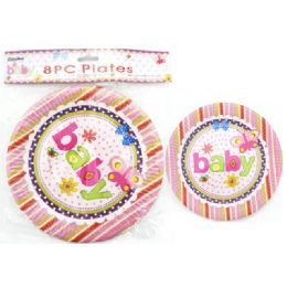 441 Units of Baby Party Plate - Baby Shower