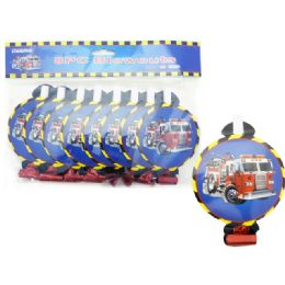 """144 Units of Blowout 8pc 7"""" Packing 1/pc - Baby Shower"""