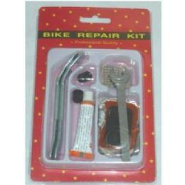 72 Units of Bike Repair Kits - Biking