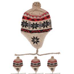 72 Bulk Winter Chullo Hat