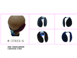 144 Bulk Assorted Solid Color Earmuff