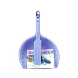 72 Units of Dust Pan With Brush - Brushes