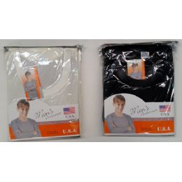 48 Units of 2 Pc Thermal Set 65% Cotton And 35% Polyester For Men Waffle Feel - Mens Thermals