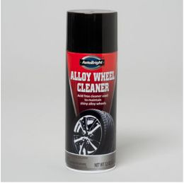 96 Units of Autobright Brand Alloy Wheel Cleaner - Auto Cleaning Supplies
