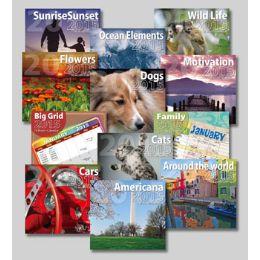 120 Bulk Calendar Wall 16 Month 2015