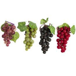 48 Units of Grape Decor 36pc Cluster - Home Decor