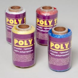 96 Units of Rope Polypropylene Twine - Rope and Twine