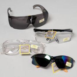 48 Units of Safety Glassses Refills No Display - Safety Helmets