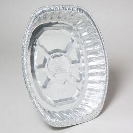 12 Units of Aluminum Roaster Oval Extra Large - Aluminum Pans