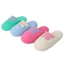 36 Units of Children Winter Slippers - Girls Slippers