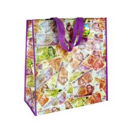 96 Units of Mexican Peso Design Shopping Bag - Tote Bags & Slings