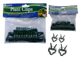 96 Units of Plant Garden Clips 20pcs - Garden Tools