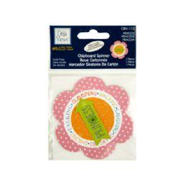 108 of Princess Chipboard Spinner Sticker