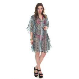 24 Units of Womens Chiffon Cover up - Women's Cover Ups