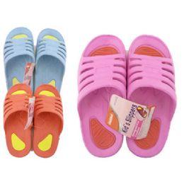 72 Wholesale Girls Flip Flop