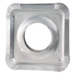 1000 Units of Square Gas Burner - Aluminum Pans