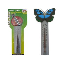 """96 Units of Theromomter 4x14.75""""h - Thermometer"""
