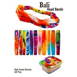 48 Bulk Bali Head Band