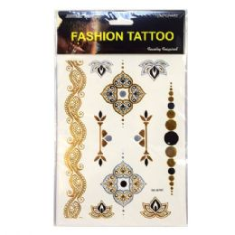 120 Units of Fashion Tattoo - Tattoos and Stickers